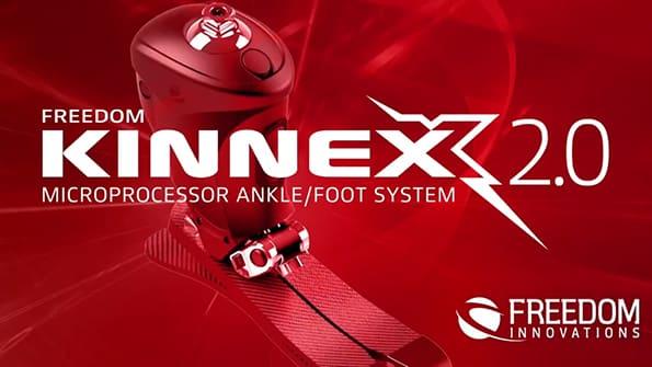 電子制御足継手 Kinnex 2.0 動画サムネイル