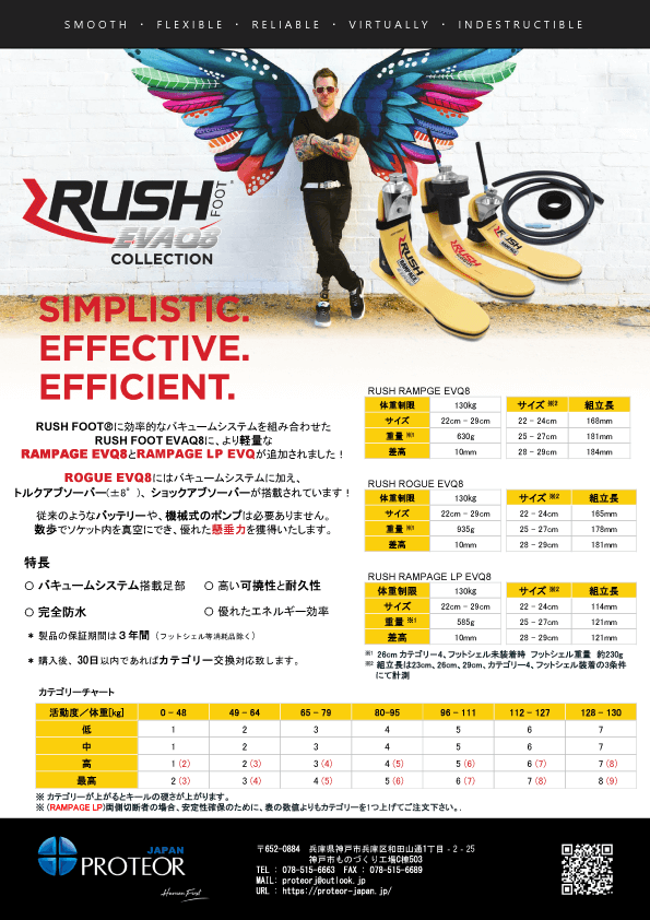 RUSH-EVQ8-COLLECTION